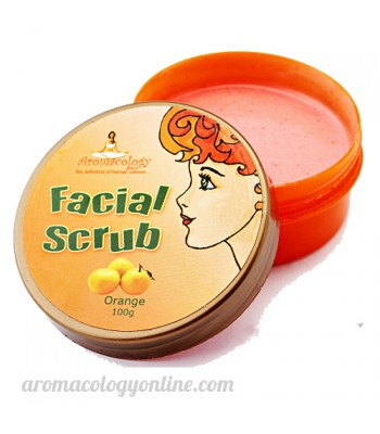 Orange Facial Scrub 100g